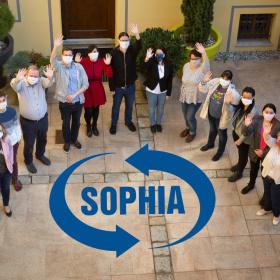SOPHIA pomáhá. A děkuje těm, kteří také pomáhají!