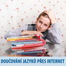 Jazykové online doučování za zvýhodněné ceny!