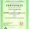 Nová certifikace
